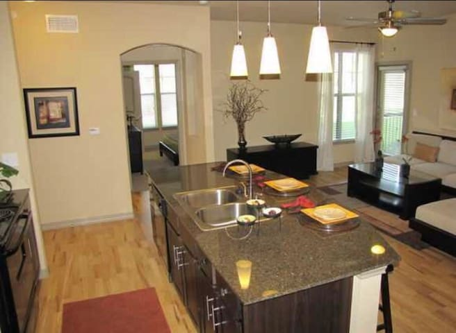 Super Bowl Condo 13 min from NRG - Pearland - Wohnung