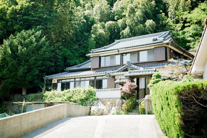 Yukinoura Guest House Moritaya*Mixed Dorm*