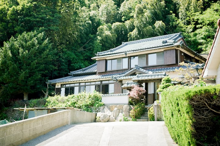 Yukinoura Guest House Moritaya*Private Room Kawa2*