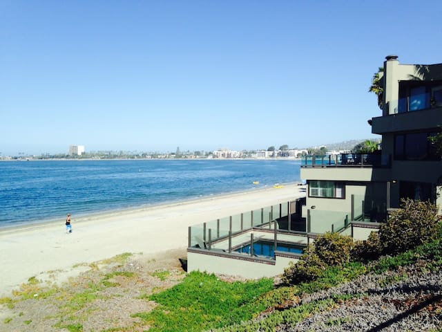 Bay Retreat - 1 block to Sail Bay! - San Diego - Lägenhet