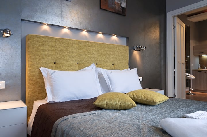 Luxury designer apartment with one bed ID290