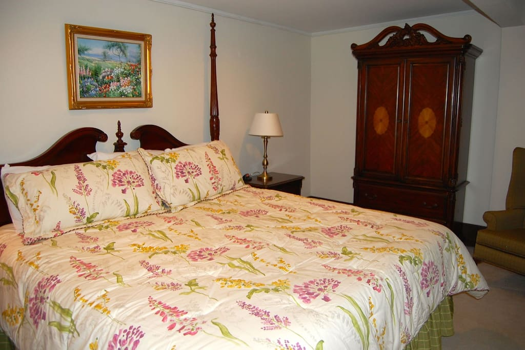Bedroom- King Size