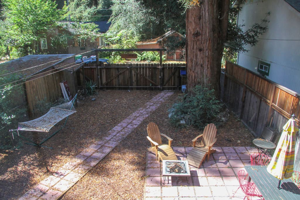 A great yard for relaxing!