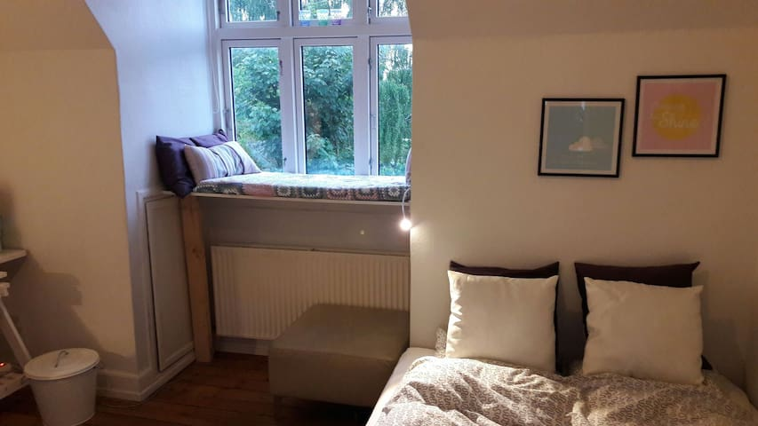 Cozy room close to the metro,  city centre and CPH