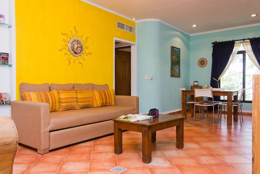 Best price for a two bed condo70usd