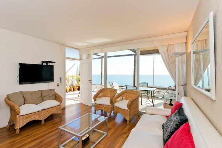 3 BR APARTMENT W' AMAZING VIEWS - Concón - Apartment