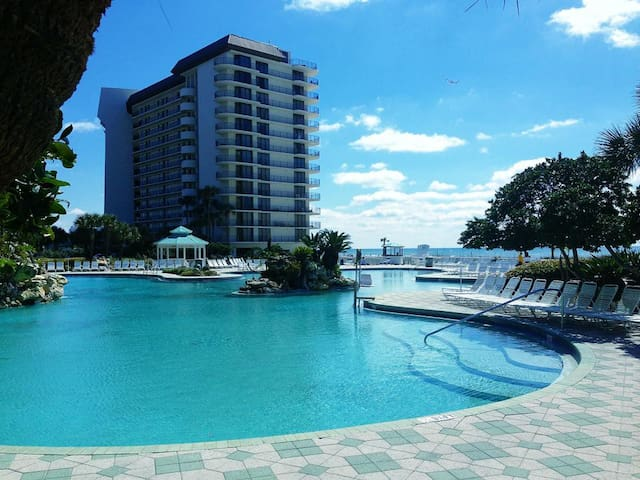 Beautiful Condo in Edgewater Beach! - Panama City Beach - Villa