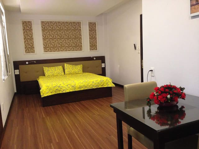 Standard bedrooms -SI HOUSE APARTMENT
