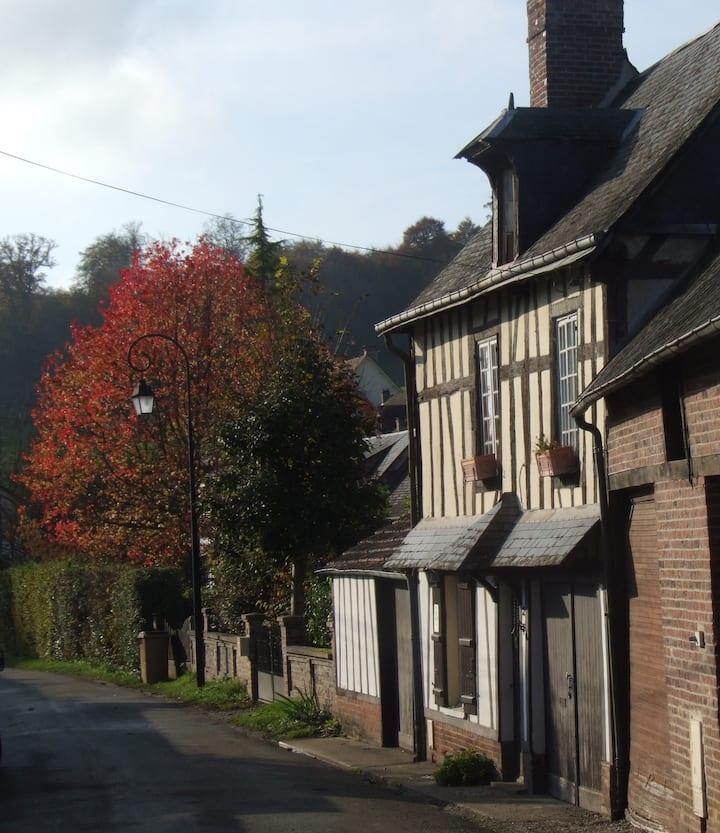 Les Hirondelles, charmante maison avec jardin