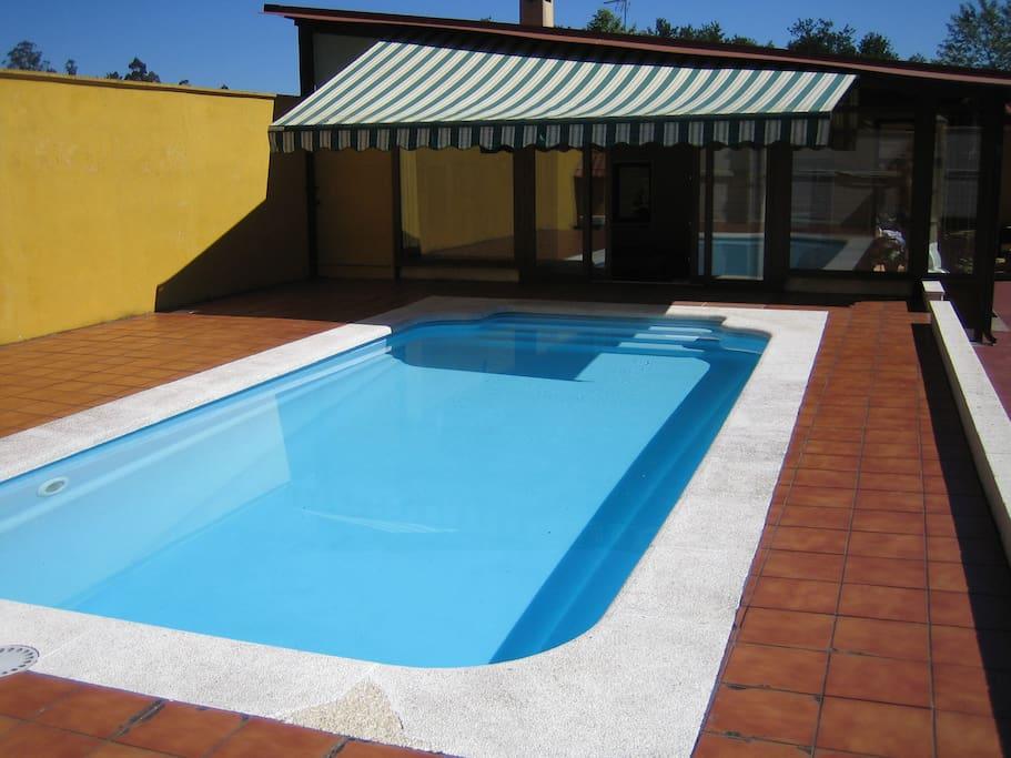 piscina de 5x9