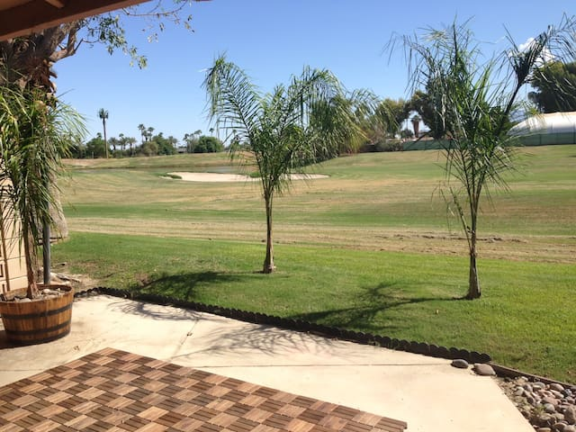 2-bedroom condo on the golf course - Palm Desert - Appartement