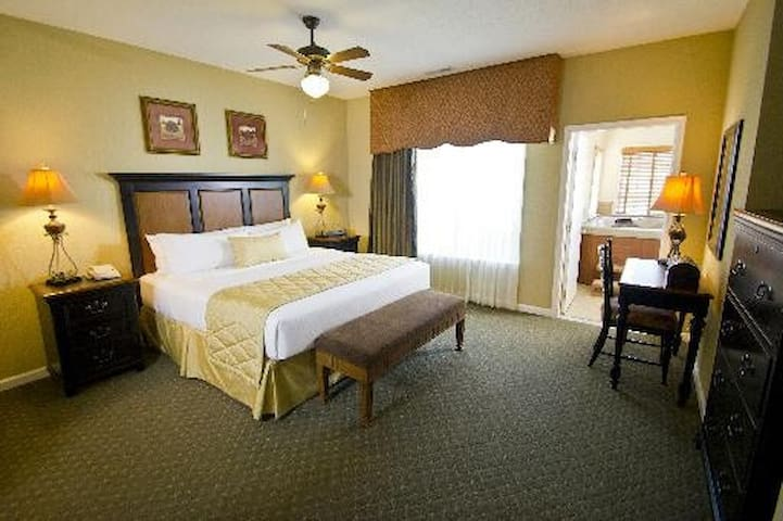 2 BED Powhatan Plantation Resort - Williamsburg - Appartement
