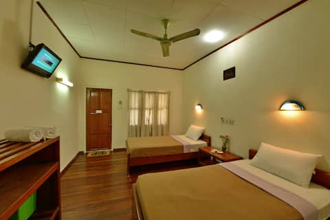 Cozy Room with Seperate Verandah