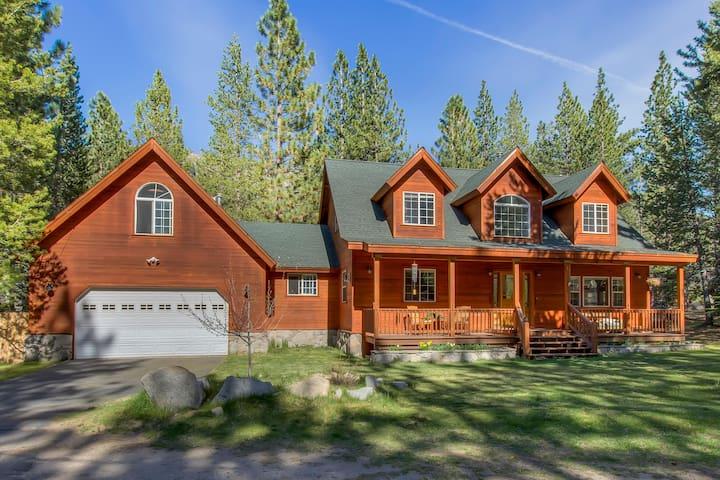 Tahoe Mountain Home - South Lake Tahoe - House