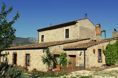 Country house between Rom & Nap - Spigno Saturnia