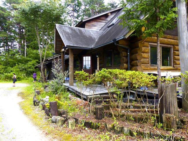 NZ Log villa in Shizuoka mountains - Shimada - Villa
