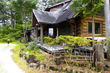 NZ Log villa in Shizuoka mountains - Shimada