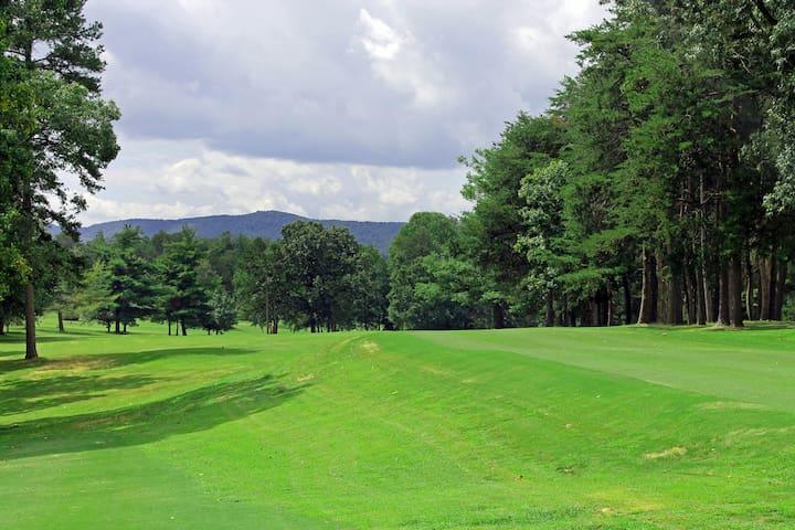 Brushy Mountain Lodges & Golf Club