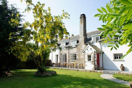 Huge Dartmoor country house, rural Devon - Exeter - Haus