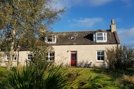 Idyllic Farmhouse in Stunning Deeside Location