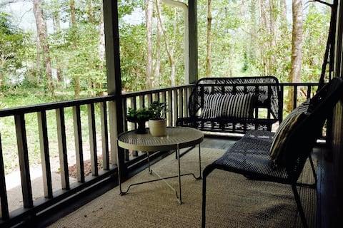 Your 2021 Retreat in Beautiful Clayton