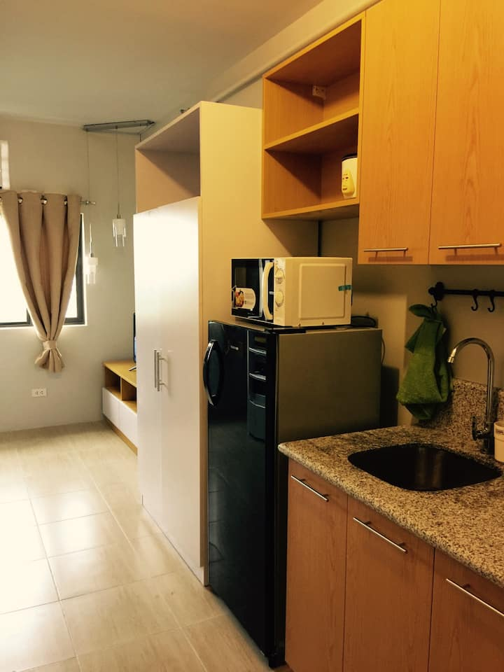 Fully Furnished Studio Type Unit  Condo in Alabang