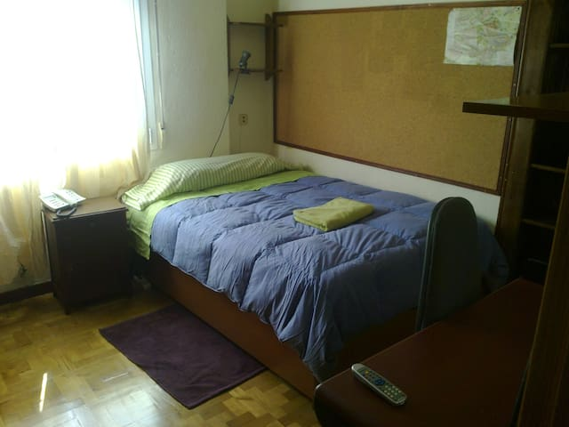 Private room in Pamplona - Pamplona - Appartement