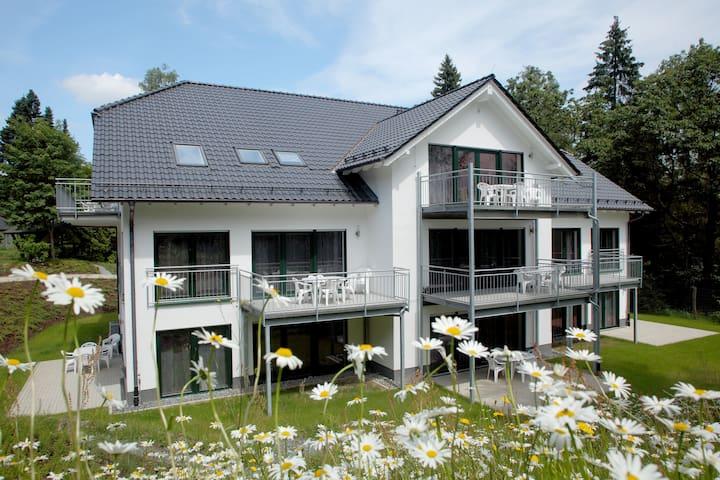 Wohnen in Jagdhaus Resort - Schmallenberg - Apartamento