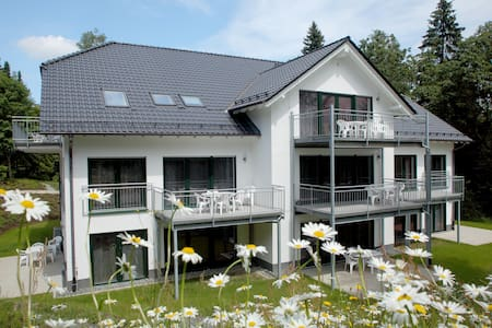 Wohnen in Jagdhaus Resort - Appartement