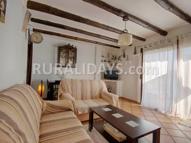 Atico con terraza ideal parejas  - Mecina-Fondales - Lägenhet