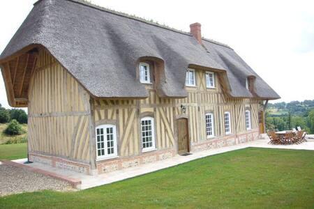 Domaine Du Pont - Farmhouse - Saint-Maclou - Andre