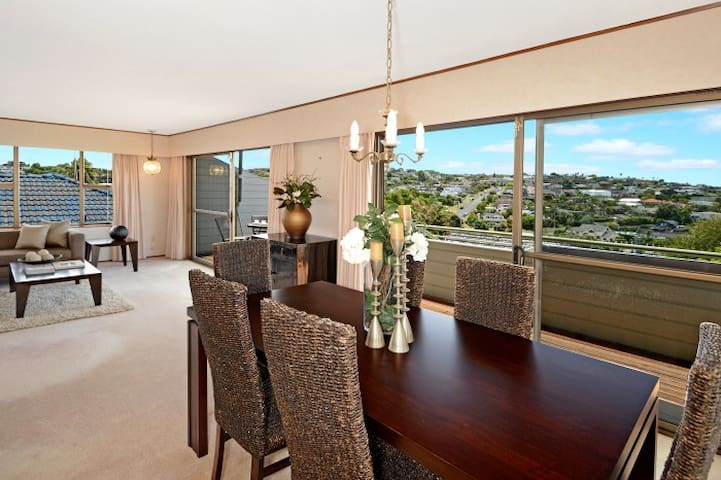 Top location with seaview - Auckland - Villa