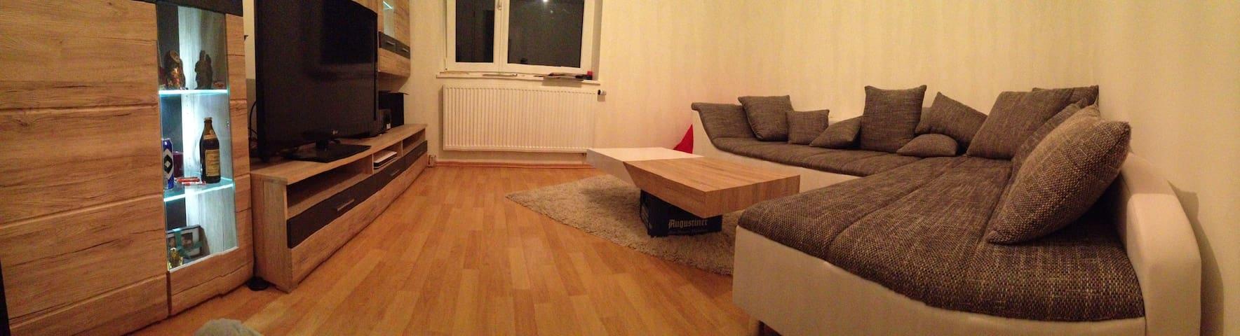 big flat for octoberfest - Munique - Apartamento