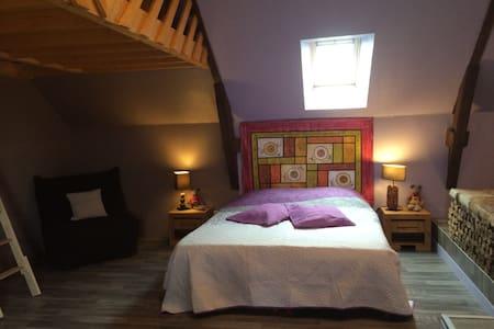 chambres d hôtes suite Bréhat  - Roz-Landrieux - Bed & Breakfast