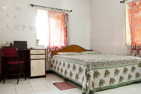 Your quiet two bed  house in Mumbai - Mumbai - Leilighet