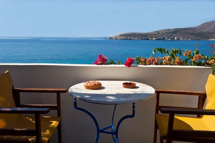 Dolphin suites with sea view - Antiparos - Byt