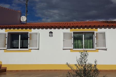 Casa Pôr do Sol em monte alentejano