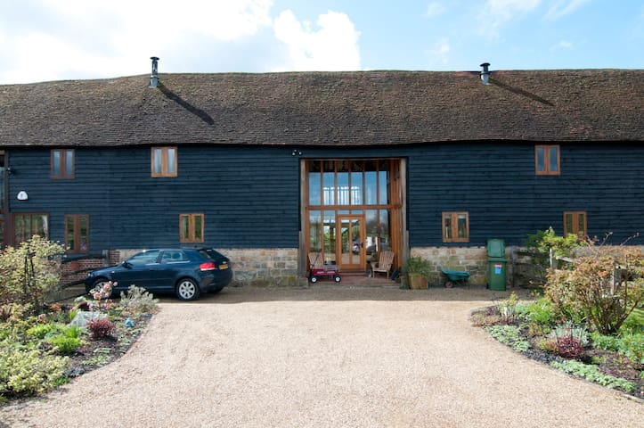 Middle Barn, Hever, Kent. UK - Hever - Bed & Breakfast