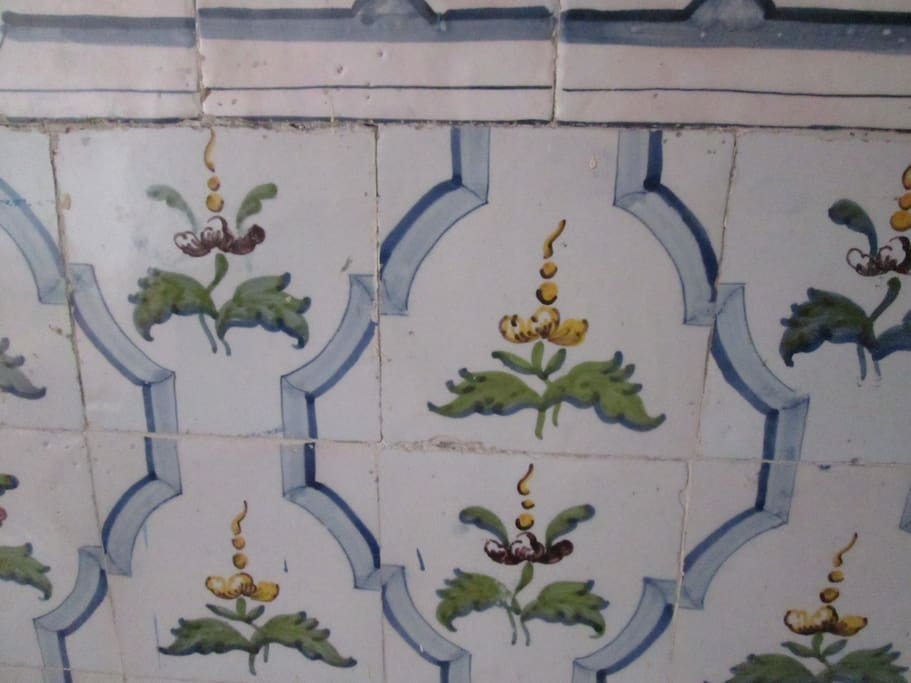 Tiles from the 18th Century