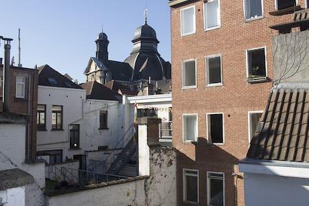 Jolie chambre dans une petite maison - Bruxelles - House