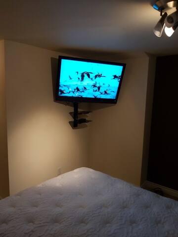 """47"""" bedroom tv"""