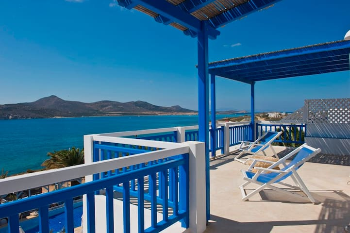 Dolphin Ambassador Villa sea view - Antiparos - Appartement