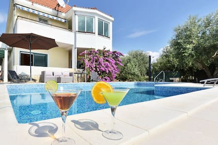the Olive Shadow Villa - Spalato