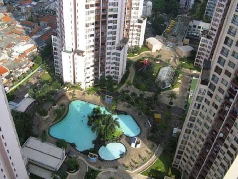 2BR 81sqm | Apartment Taman Rasuna - Apartments for Rent ...