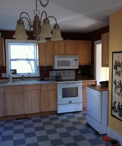 Centrally-located in Hartford, VT