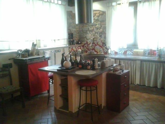 A casa di Leonida - Mercatale-san Quirico - Loft