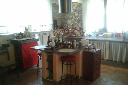 A casa di Leonida - Mercatale-san Quirico