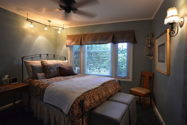 Charming suite in convenient Curtis Park