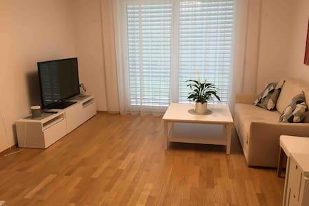 Neu renovierte 2 Zimmer Gartenwohnung