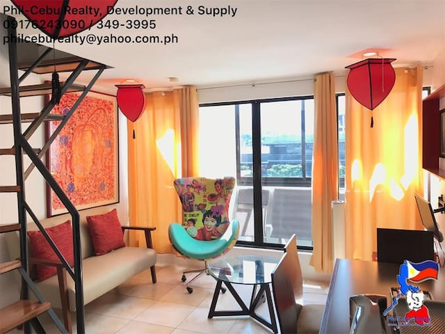 Fully furnished Suite Loft w/ free wifi in Banilad
